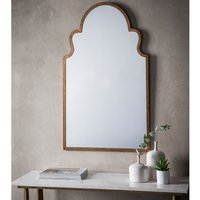 Gallery Algiers Arabic Mirror - Bronze