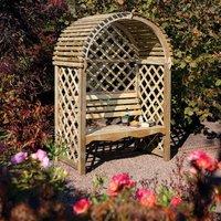 Rowlinson Victoria Garden Arbour