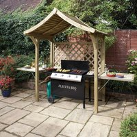 Rowlinson Wooden Party Arbour