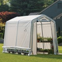Shelter Logic ShelterLogic 6ftx8ft Greenhouse in a Box