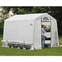 Shelter Logic ShelterLogic 8ftx8ft Greenhouse in a Box