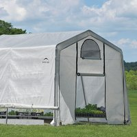 Shelter Logic ShelterLogic 10ftx10ft Greenhouse in a Box