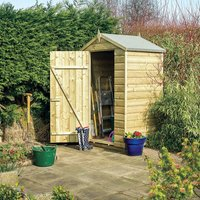 Rowlinson 4ftx3ft Oxford Shed