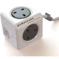 PowerCube Extended Dual USB Power Socket - 1.5m