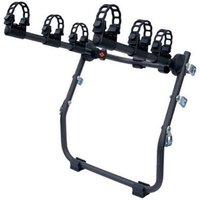 Menabo Mistral Rear-Mounted Bike Rack for 3 Bikes - Black