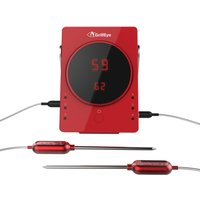 Grilleye Smart Bluetooth Grilling and Smoking Barbecue Thermometer