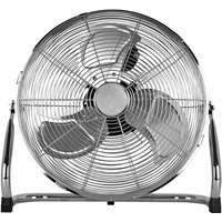 Status 16-Inch Floor Fan - Chrome