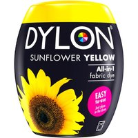 Dylon Machine Dye Pod 05 - Sunflower Yellow