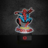 Marvel Comics Spiderman Light