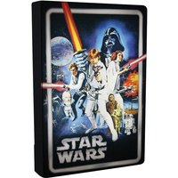 Paladone Products Star Wars Luminart Canvas
