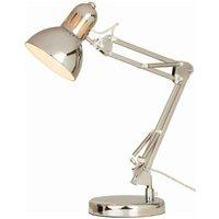 Village At Home Adjustable Pixar Desk Lamp - Chrome