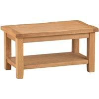 Stockbridge Oak Coffee Table - Small