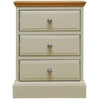 Vivianna Ready Assembled Large Bedside Table