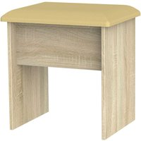 Barquero Dressing Table Stool - Pine