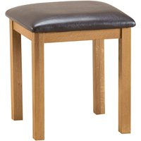 Stockbridge Dressing Table Stool - Oak
