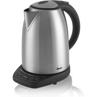 Swan 1.8L Temperature Controlled Kettle - Stainless Steel