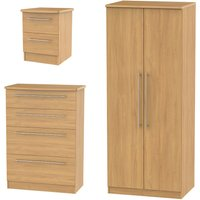 Edina 3-Piece Bedroom Set