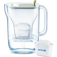 Brita Style Cool Maxtra+ Water Filter 2.4L Jug with Smart Light Indicator - Lime