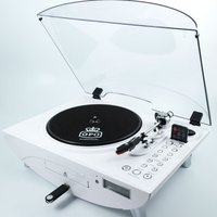 GPO Retro Jive Record Turntable