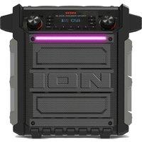 ION Block Rocker Sport Bluetooth Waterproof Speaker System