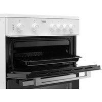Beko Freestanding KTC611W 105L Electric Cooker - White