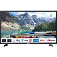 "SHARP 1T-C32AC2KE2FB  32"" HD Ready LED Smart TV with Freeview Play and Harman/Kardon Sound - Black"