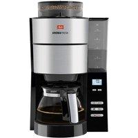 Melitta AromaFresh Grind and Brew Filter-Coffee Maker