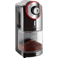 Melitta 6764398 Molino Electric Coffee Grinder - Black
