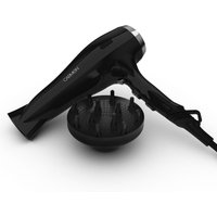 Carmen 2000-Watt Hairdryer with Wave Heater