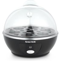 Salter EK2783 Electric Boiled/Poached Egg Cooker - 430W