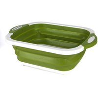 Salter BW05853 2-in-1 Collapsible Chopping Board and Colander