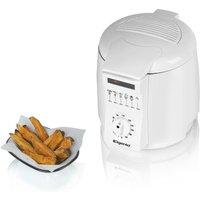 Elgento 1-Litre Fryer - White