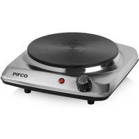 Pifco P15003 Stainless Steel Boiling Ring - Single