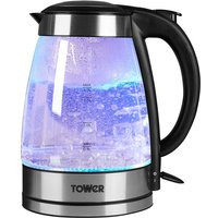 Tower 1.7L Glass Kettle