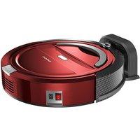 Pifco P28027 Self-Docking Cordless Robotic Vacuum Cleaner - Red