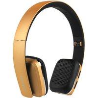 Intempo Bluetooth Wireless Headphones - Gold