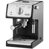 DeLonghi ECP33.21 Traditional Pump Coffee Machine - Black