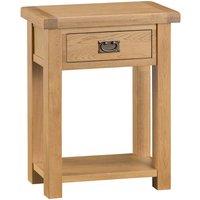 Graceford Oak Telephone Table