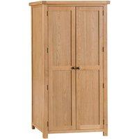 Graceford 2-Door Wooden Wardrobe