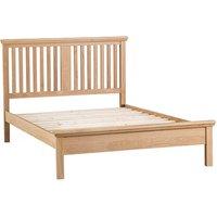 Fenwin 5ft Oak King Size Bed Frame