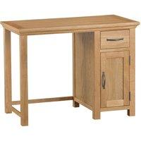Hindsley Oak Laptop Desk