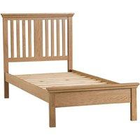 Hindsley 3ft Wooden Single Bed Frame