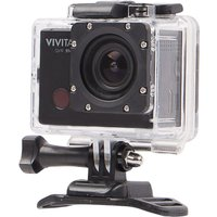 Vivitar 4K Action Camera - Black