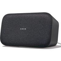 Google Home Max Hands-Free Smart Speaker - Charcoal