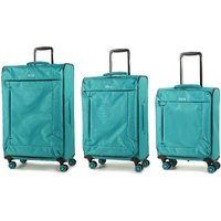Rock Astro II 3-Piece Suitcase Set - Teal