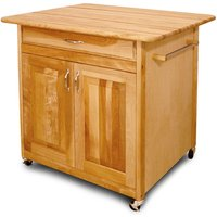 Catskill by Eddingtons Big Kitchen Trolley on Wheels