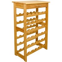 Catskill by Eddingtons 36-Bottle Wine Rack