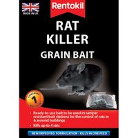Rentokil Rat Killer Grain Bait Sachet