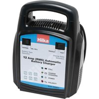 Hilka 12A Automatic Battery Charger