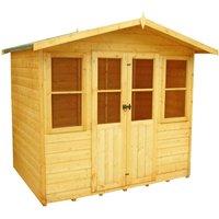 Shire Haddon Summerhouse - Brown